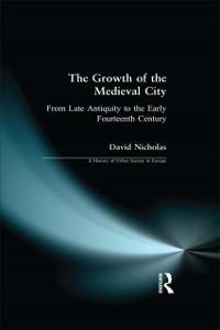 Cover Growth of the Medieval City