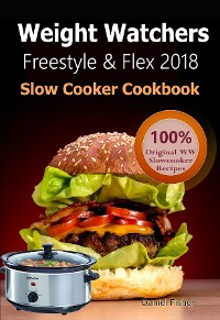 Cover Weight Watchers Freestyle and Flex Slow Cooker Cookbook 2018