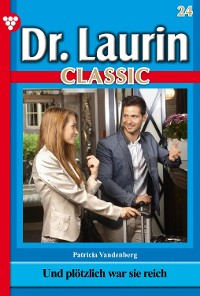 Cover Dr. Laurin Classic 24 – Arztroman