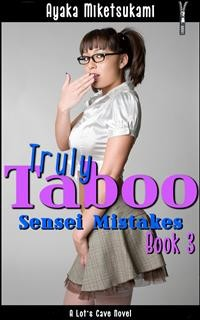 Cover Truly Taboo ~ Volume No. 3