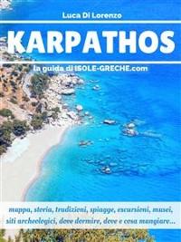 Cover Karpathos - La guida di isole-greche.com
