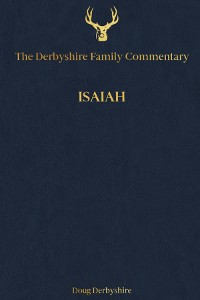 Cover The Derbyshire Family Commentary Isaiah