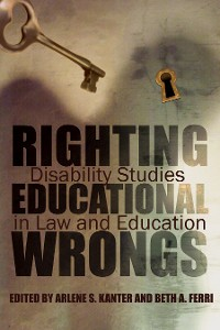 Cover Righting Educational Wrongs