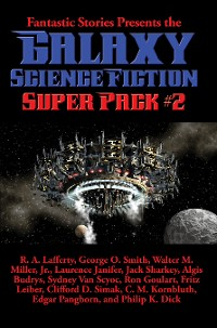 Cover Galaxy Science Fiction Super Pack #2