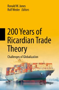 Cover 200 Years of Ricardian Trade Theory