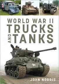 Cover World War II Trucks and Tanks