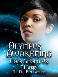Cover Olympus Awakening