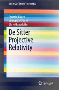 Cover De Sitter Projective Relativity