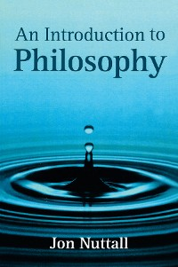 Cover An Introduction to Philosophy