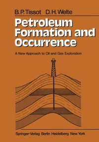Cover Petroleum Formation and Occurrence