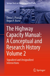 Cover The Highway Capacity Manual: A Conceptual and Research History Volume 2