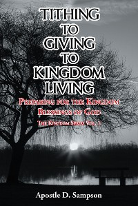 Cover Tithing to Giving to Kingdom Living