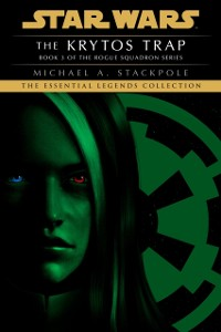 Cover Krytos Trap: Star Wars Legends (X-Wing)