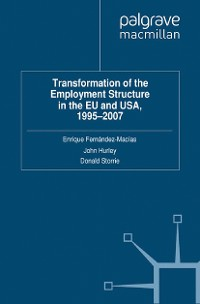 Cover Transformation of the Employment Structure in the EU and USA, 1995-2007
