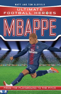 Cover Mbappe (Ultimate Football Heroes) - Collect Them All!