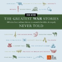 Cover Greatest War Stories Never Told
