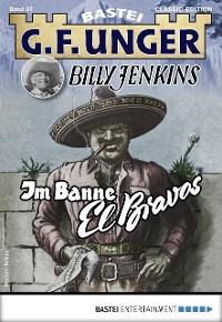 Cover G. F. Unger Billy Jenkins 37 - Western