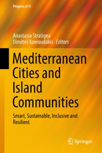 Cover Mediterranean Cities and Island Communities