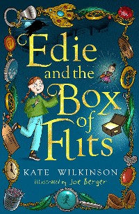 Cover Edie and the Box of Flits