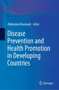 Cover Disease Prevention and Health Promotion in Developing Countries