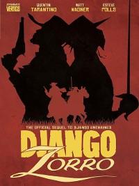 Cover Django/Zorro