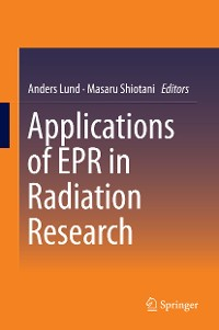 Cover Applications of EPR in Radiation Research