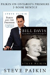 Cover Paikin on Ontario's Premiers 2-Book Bundle
