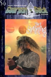 """Cover GAARSON-GATE 056: """"Der Sternenvogt"""""""