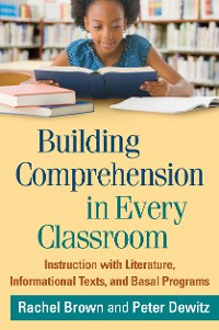 Cover Building Comprehension in Every Classroom