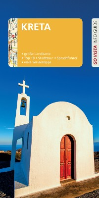 Cover GO VISTA: Reiseführer Kreta