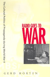 Cover Radio Goes to War