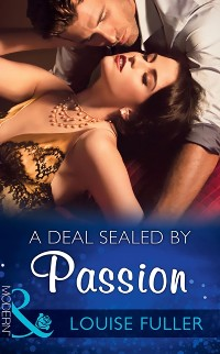 Cover Deal Sealed By Passion (Mills & Boon Modern)