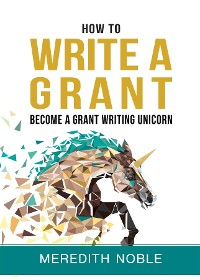 Cover How to Write a Grant
