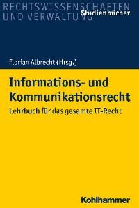 Cover Informations- und Kommunikationsrecht