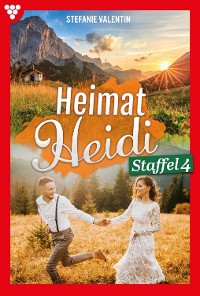 Cover Heimat-Heidi Staffel 4 – Heimatroman