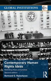 Cover Contemporary Human Rights Ideas