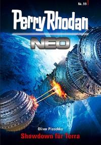 Cover Perry Rhodan Neo 99: Showdown für Terra