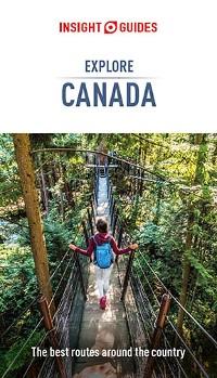 Cover Insight Guides Explore Canada (Travel Guide eBook)