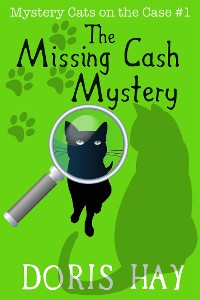 Cover The Missing Cash Mystery