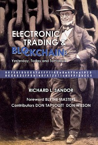 Cover Electronic Trading and Blockchain
