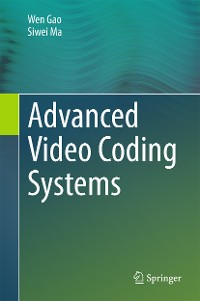 Cover Advanced Video Coding Systems