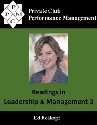 Cover Readings In Leadership and Management 3