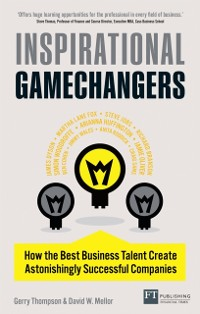 Cover Inspirational Gamechangers