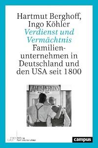 Cover Verdienst und Vermächtnis