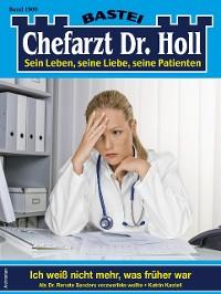 Cover Dr. Holl 1909 - Arztroman