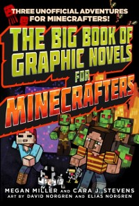 Cover Big Book of Graphic Novels for Minecrafters