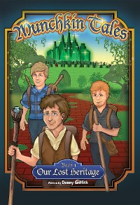 Cover Munchkin Tales   : Book One