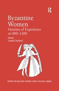 Cover Byzantine Women
