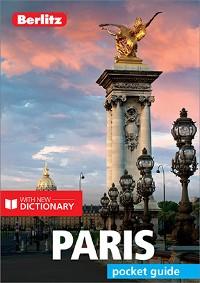 Cover Berlitz Pocket Guide Paris  (Travel Guide eBook)