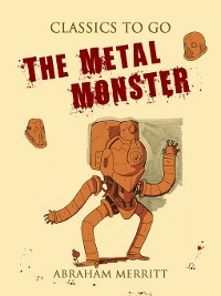 Cover The Metal Monster